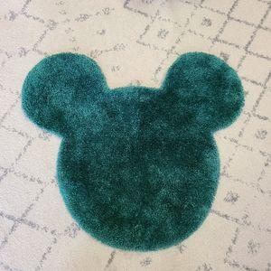Disney Subtle Mickey Mouse Rug